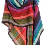 Shawl of Many Colors